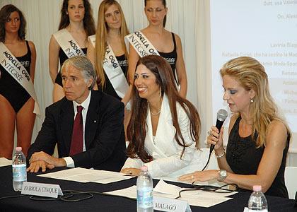 """Domenica 16 Maggio 2010 Serata di Gala per la Finale del Concorso """"MODELLA OGGI"""""""