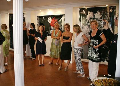 Lunedi 7 luglio 2008 – My Cup of Tea – Via del Babuino, 65 – Roma