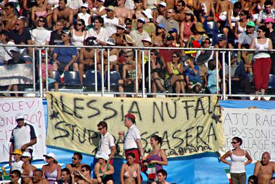 Dal 26 luglio al 4 Agosto 2009 in Occasione dei Mondiali di Nuoto a ROMA